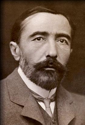 Photograph of Joseph Conrad