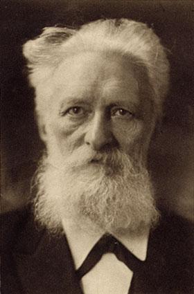 Photograph of Rudolf Eucken