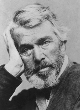Photograph of Thomas Carlyle
