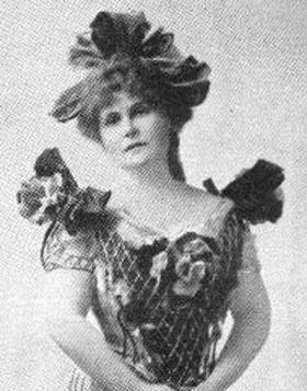 Photograph of Marie Corelli