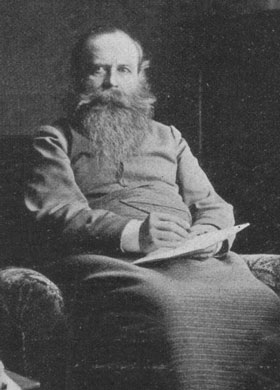 Photograph of Karl Robert Eduard von Hartmann