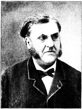 Photograph of Paul Topinard