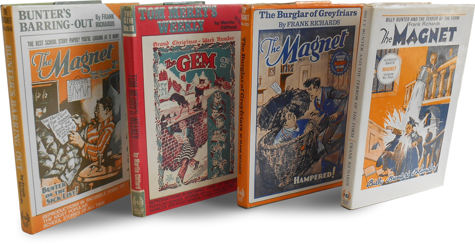 Books of the Howard Baker'sMagnet & Gem series