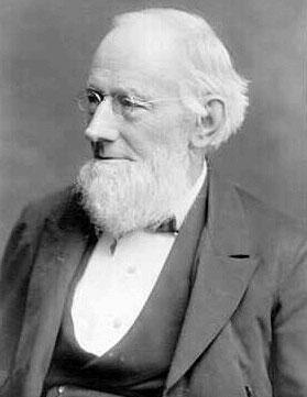 Photograph of Isaac Pitman