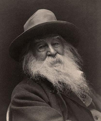 Photograph of Walt Whitman